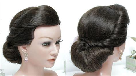 bridal hairstyles tutorial you tube bridal hairstyle for long hair tutorial simple wedding