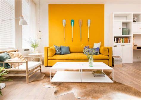 woonkamer geel geel woonkamer inrichting