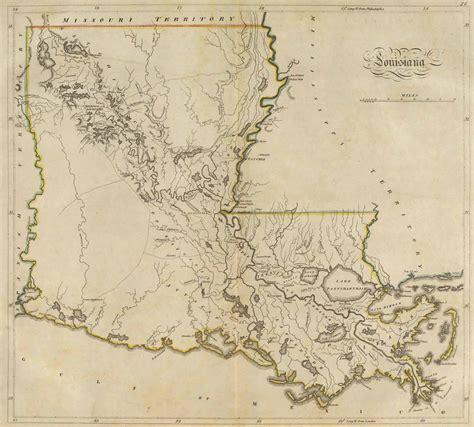 louisiana on map historical city parish and state maps of louisiana