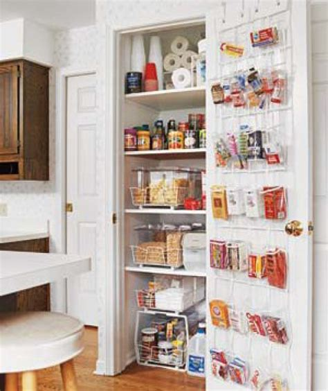 Pantry Closet Storage by Kitchen Beautiful And Space Saving Kitchen Pantry Ideas