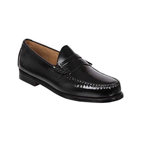 bass mens loafers bass weejuns larson loafers mens gents ebay