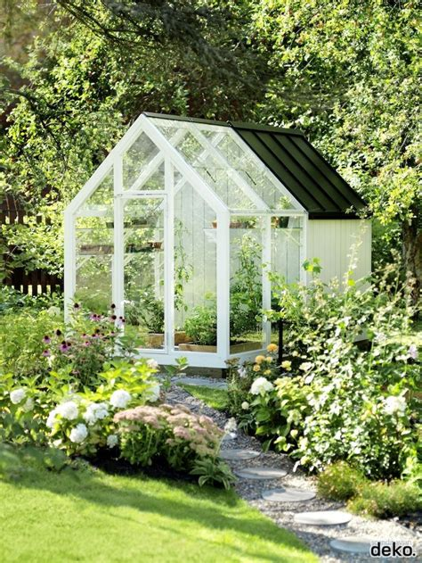 small greenhouse potting shed pinterest