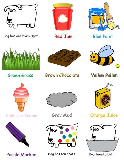 dogs colorful day kit activities inspired by s colorful day