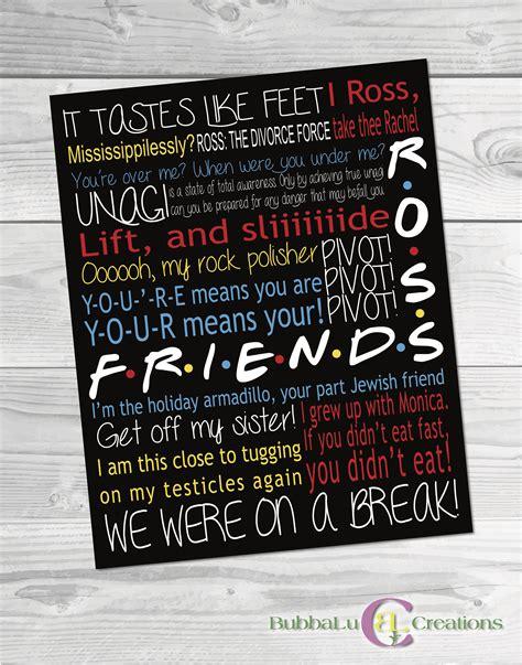 ross geller quotes friends show ross geller friends