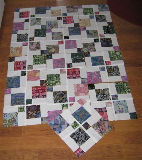 quilt pattern disappearing nine patch disappearing 9 patch australia quilt part 2 nita collins