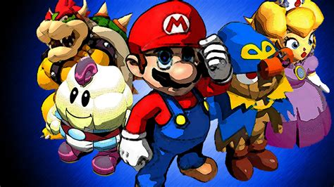 super mario rpg legend    stars details