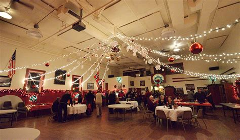 christmas hall themes pickled herring contest journeys on a trawler