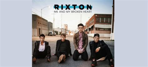 me and my band rixton release debut me and my broken