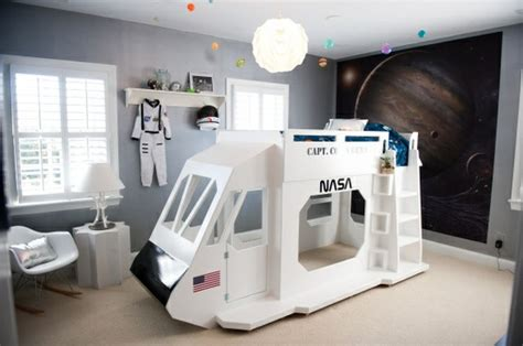 dreams and wishes outer space kid s room ideas