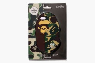 Iphone X Adidas Bape Bathing Ape Hardcase bape quot ape quot t shirt candies iphone set