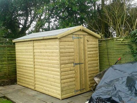 Pitched Roof Shed by Pitched Roof Sheds Within Stourbridge Dudley From Blakes