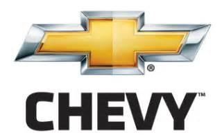 Chevrolet Ticker Symbol Chevy Logo