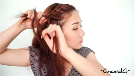 Thai Hairstyle by How To Graduation Hairstyle ทรงผมร บปร ญญา 2 4 Thai