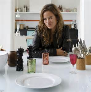 White Glass Bedroom Furniture Uk Cotswold Home Designed By Jade Jagger Goes On The Market