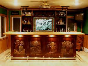 Custom Made Bars Artisans Of The Valley Crafted Residential Bar Units