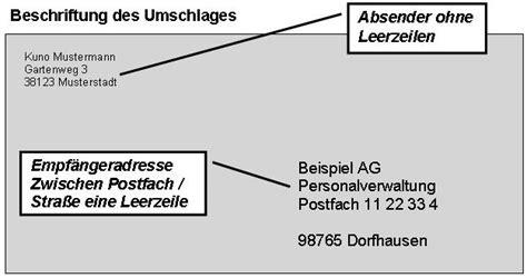 Bewerbungsbrief Richtig Adrebieren Hat Jemand Ein Bild Wie Dina4 Briefumschl 228 Ge In Deutschland Richtig Beschriftet Post