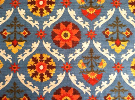 waverly upholstery fabric sales sale waverly mayan medallion in adobe home decor fabric one