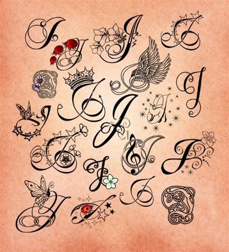 butterfly tattoo letter j tattoo idea for letter j jjjj pinterest tattoo