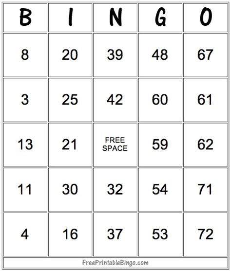 https tipjunkie bingo card templates 49 printable bingo card templates tip junkie