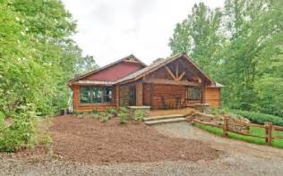 mountain blairsville log cabins homes for sale