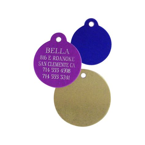engraved tags engraved pet id tags engraved tags and nameplates