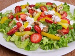 Cottage Cheese Salad Diet by Tomato Salad Cottage Cheese And Dressing On