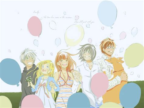 honey and clover honey and clover anime wallpaper 35126602 fanpop