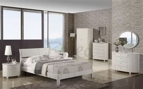 harmony white high gloss bedroom furniture range only 163 139