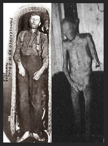 elmer mccurdy mummified body of 90 best images about oklahoma history in no particular