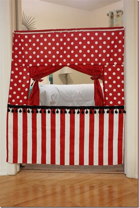 puppet theater curtain doorway puppet theater skip to my lou
