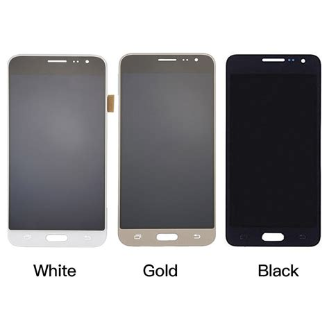 samsung s screen replacement lcd display touch screen digitizer replacement for samsung galaxy j3 j320f p m y ebay