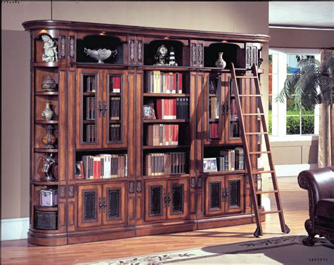 Library Bookcase Ideas Home Design Ideas Library Style Bookshelves