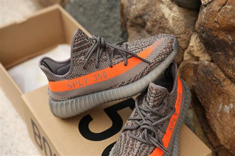 Sepatu Adidas Yezzy Boost Premium Quality best quality adidas yeezy boost 350 v2 steel grey beluga