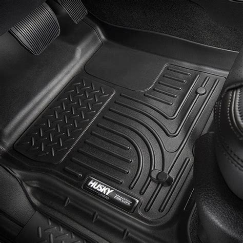 Mat Liners by Husky Liners 174 Weatherbeater Floor Liners