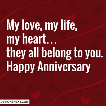 Wedding Anniversary Quotes For Dear Husband by Husband Quotes Happy Anniversary To My Wedding Quotesgram