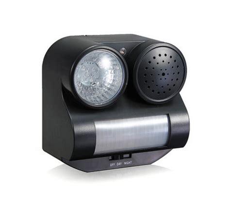 repellent sound bird bat vermin repellent sound light alarm