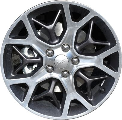 charcoal jeep grand cherokee black rims jeep grand cherokee wheels rims wheel rim stock oem