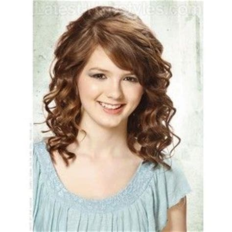 shoulder length hairstyles for tweens haircuts for tween girls with curly hair girls with