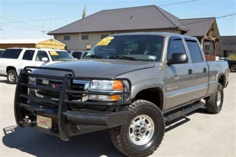 automobile air conditioning service 2005 gmc sierra 2500 user handbook find used 4x4 crew cab diesel cd keyless entry air conditioning tilt wheel cruise control in