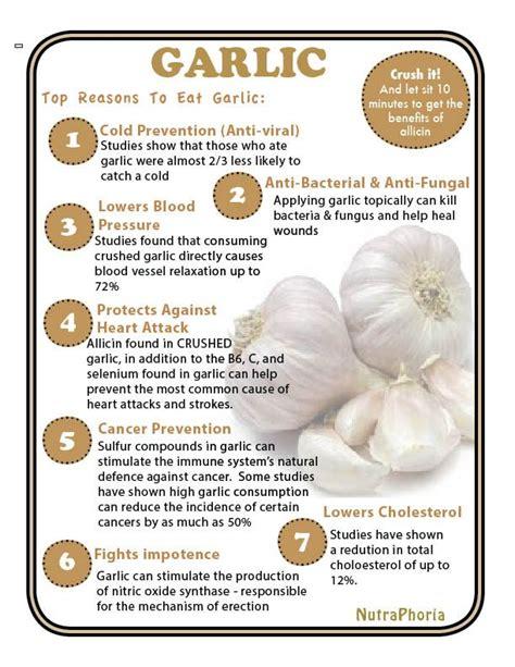Garlic Detox Benefits by Best 25 Garlic Health Benefits Ideas On Spice