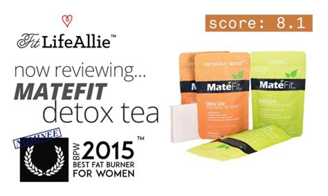 How Does Detox Tea Work by Matefit Detox Tea Reviews Does This Tea Work Or Epic Fail