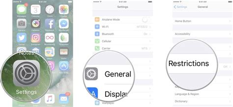 iphone restrictions 2 simple ways to reset restrictions passcode on iphone
