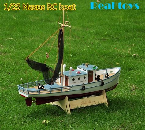 rc boats for sale ireland aliexpress buy classic fishing boat model scale 1 25