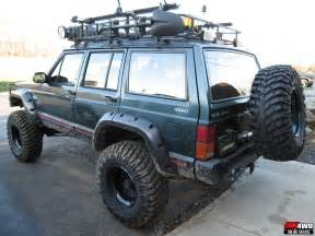 1994 jeep xj pictures information and specs