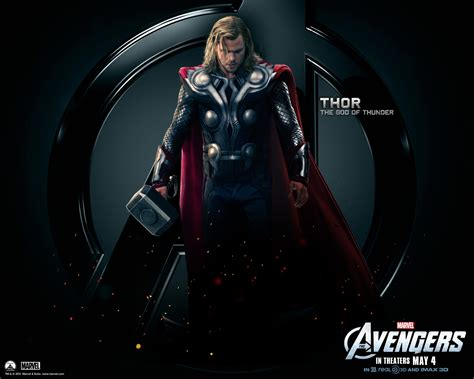 thor the thor the wallpaper 30730331 fanpop