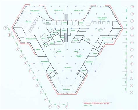 ferry terminal floor plan welcome to batam center