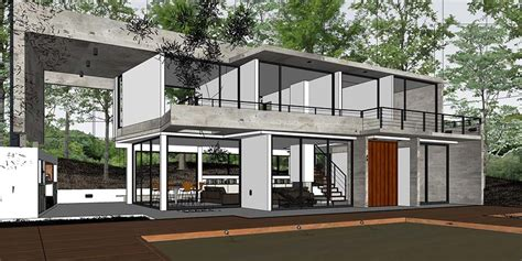 sketchup pro2015 how to create house model in 1 30 hour sketchup advantages of using this google 2d 3d software