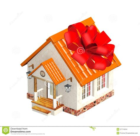 house gifts house gift stock images image 27774244