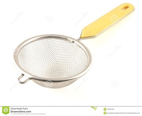 Kitchen Sieve by Kitchen Sieve Royalty Free Stock Images Image 13522159
