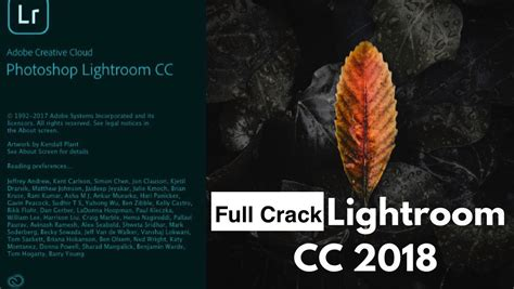 adobe lightroom free download full version crack mac mac adobe photoshop lightroom cc 2018 v6 14 full crack and